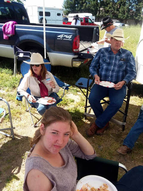 Cowboys eating lunch 17